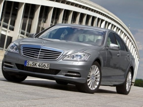 Mercedes S 350 BlueTEC: ab sofort mit Start-Stopp-Funktion