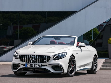 Facelift fuer mercedes s coupe cabrio 001