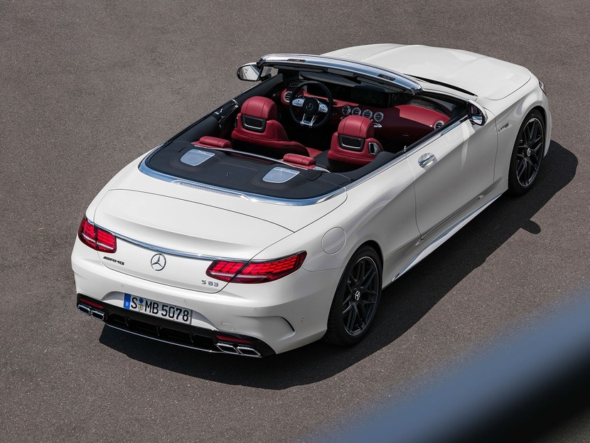 Facelift fuer mercedes s coupe cabrio 002