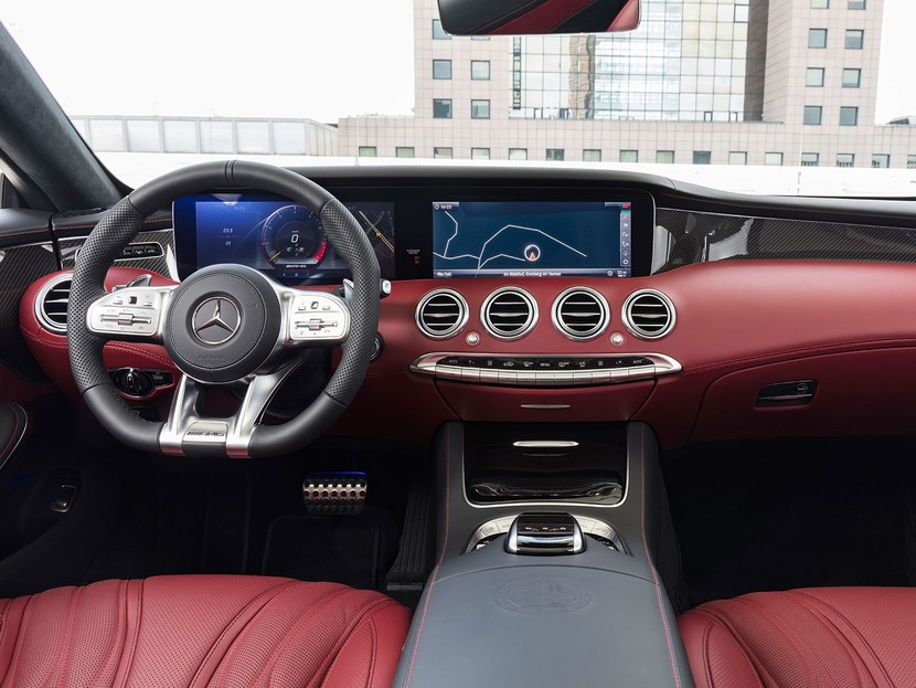 Facelift fuer mercedes s coupe cabrio 003