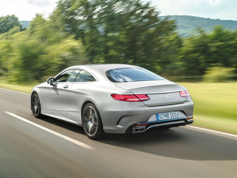 Facelift fuer mercedes s coupe cabrio 005