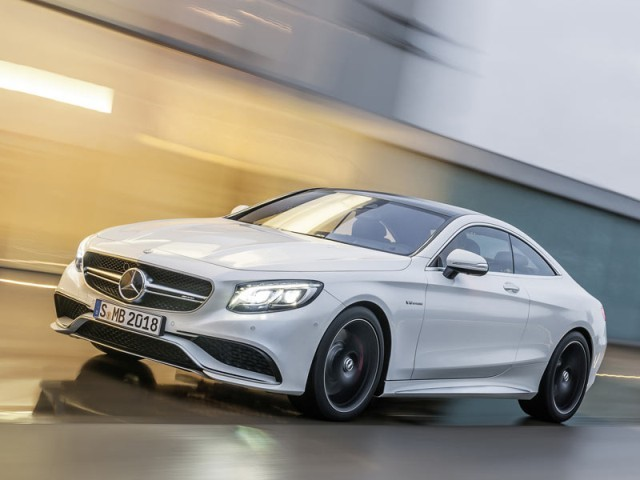 Premiere new york mercedes s63 amg coupe 001