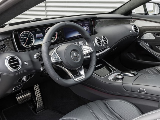 Premiere new york mercedes s63 amg coupe 003