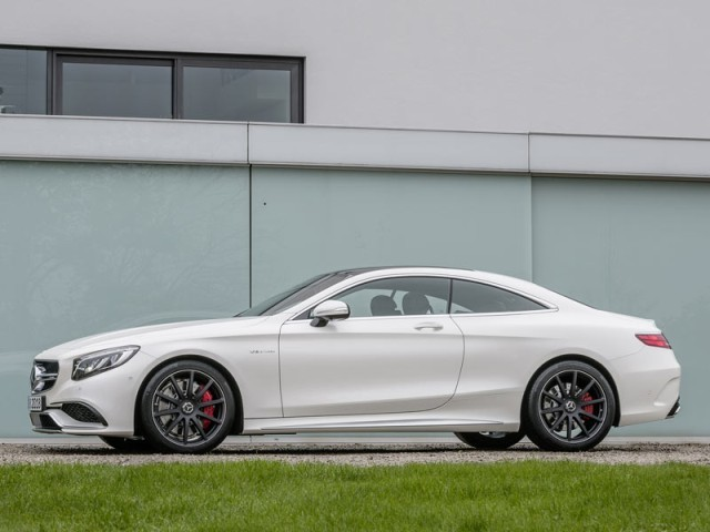 Premiere new york mercedes s63 amg coupe 004