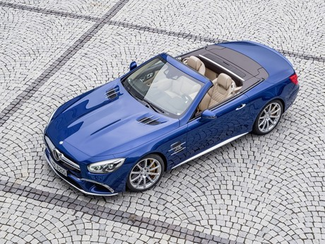 Facelift fuer mercedes sl 004