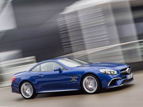Facelift fuer mercedes sl 005