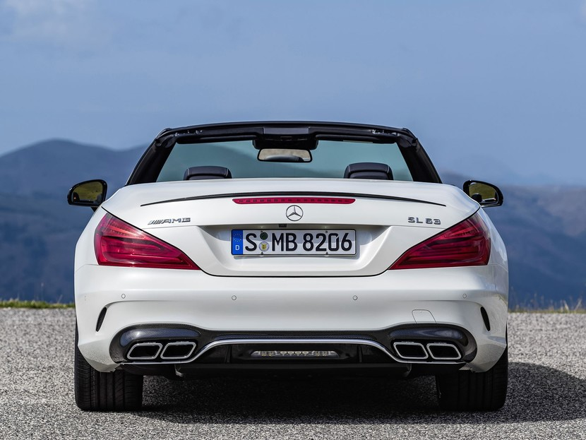 Facelift fuer mercedes sl 006