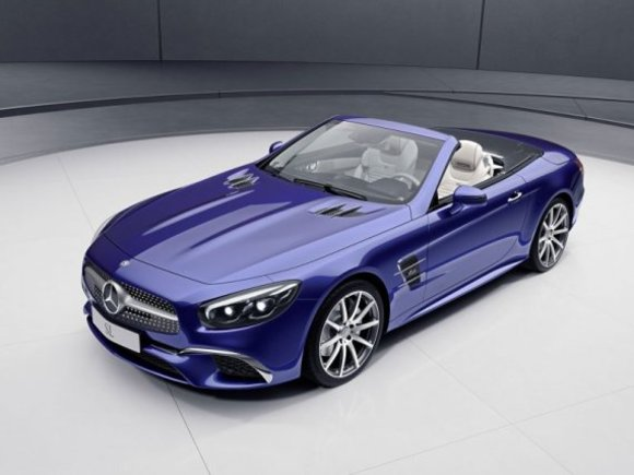 Mercedes SL Edition