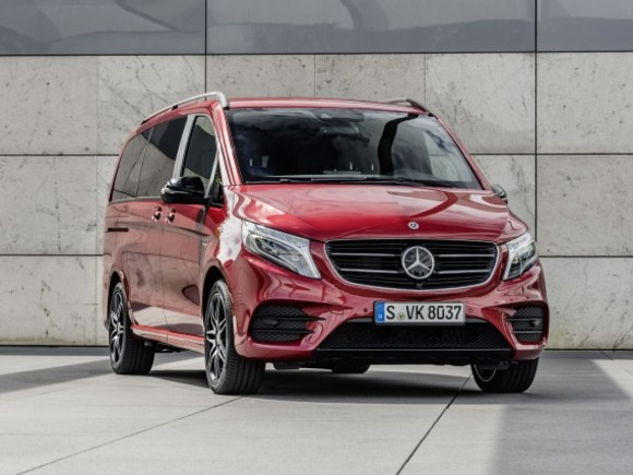 Neue Limited Edition der Mercedes V-Klasse