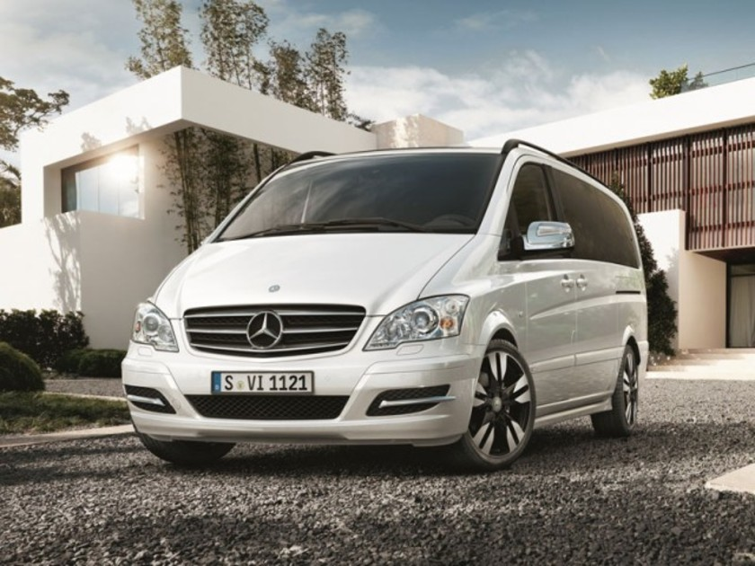Neues top modell vom mercedes viano 001