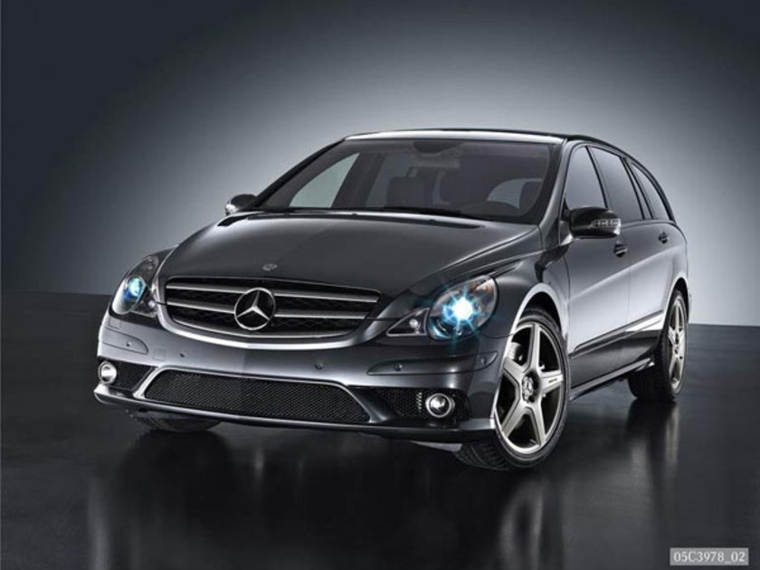 Vision r 63 amg front