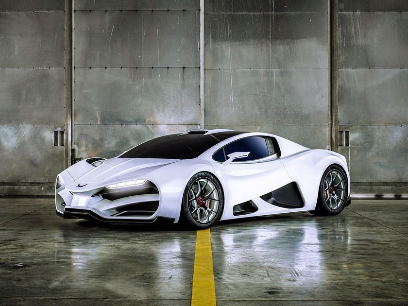 Milan Red: Supersportwagen aus Österreich ::: auto-motor.at :::