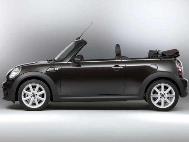 mini cabrio highgate sondermodell auto. Black Bedroom Furniture Sets. Home Design Ideas