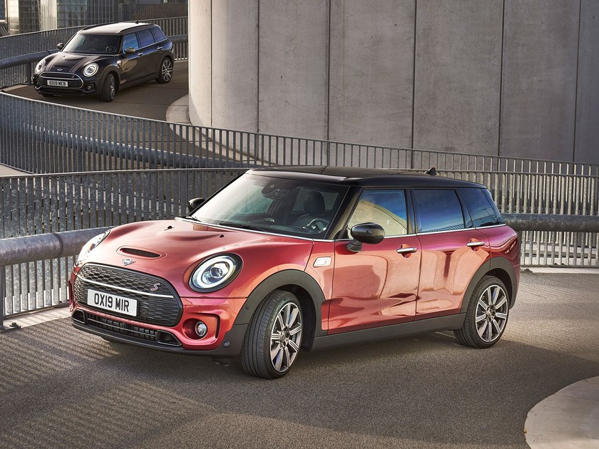 Facelift fuer mini clubman 001