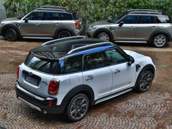 Mini Countryman mit Plug-in-Hybrid