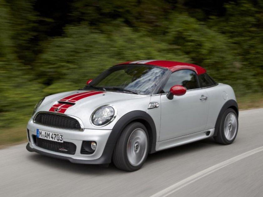 Das Neue Mini Coupé Fahrbericht Auto Motorat