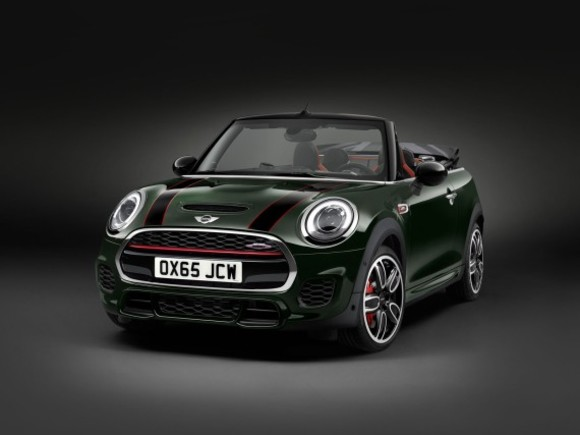 Neu: Mini John Cooper Works Cabrio