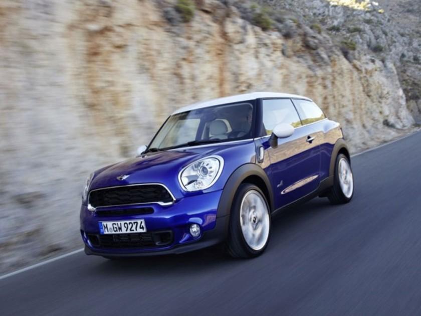 Ab März 2013 erhältlich: Der Mini Paceman ::: auto-motor.at :::