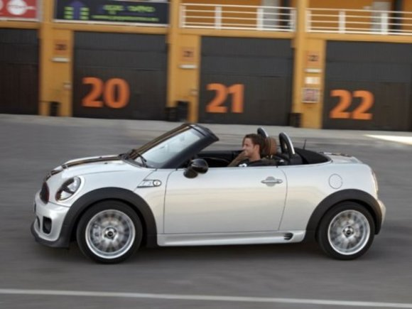 Mini Roadster startet ab 23.390,- Euro