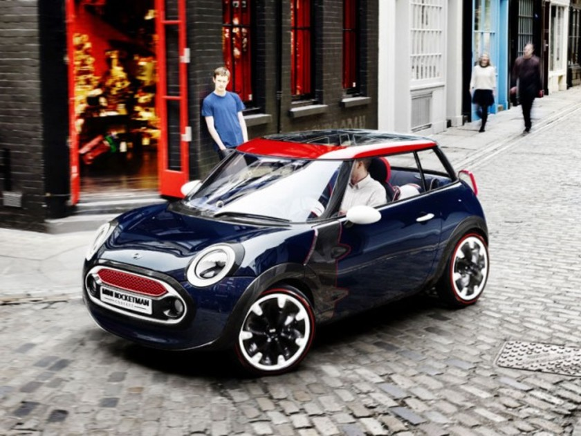 Mini rocketman concept neuem look 007