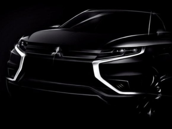 Mitsubishi zeigt neues Concept Car in Paris
