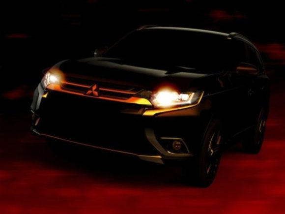 Premiere in New York: Neuer Mitsubishi Outlander