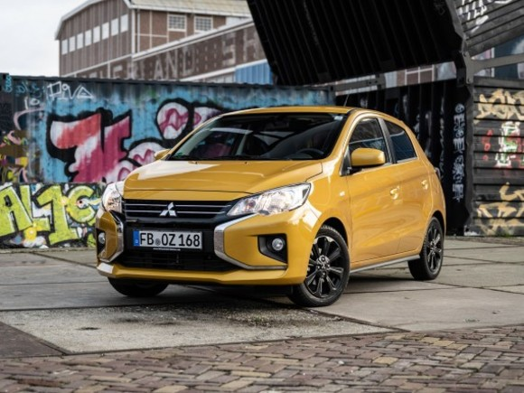 Neuer Mitsubishi Space Star geht an den Start