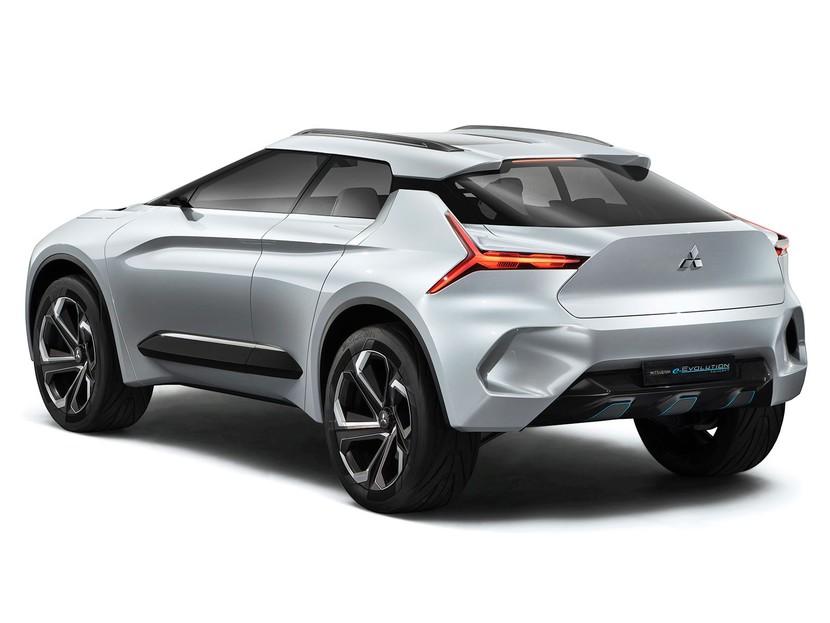 mitsubishi e-evolution concept ::: auto-motor.at :::