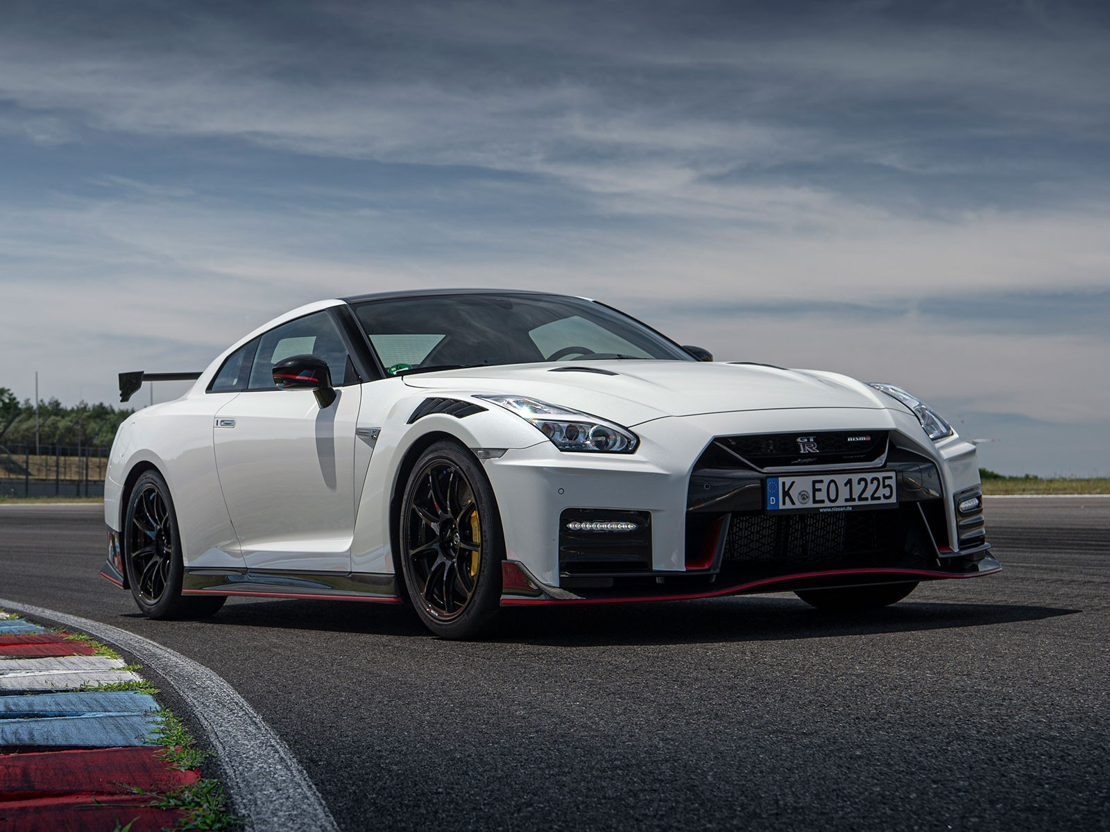 Nissan GT-R NISMO Modell 2020