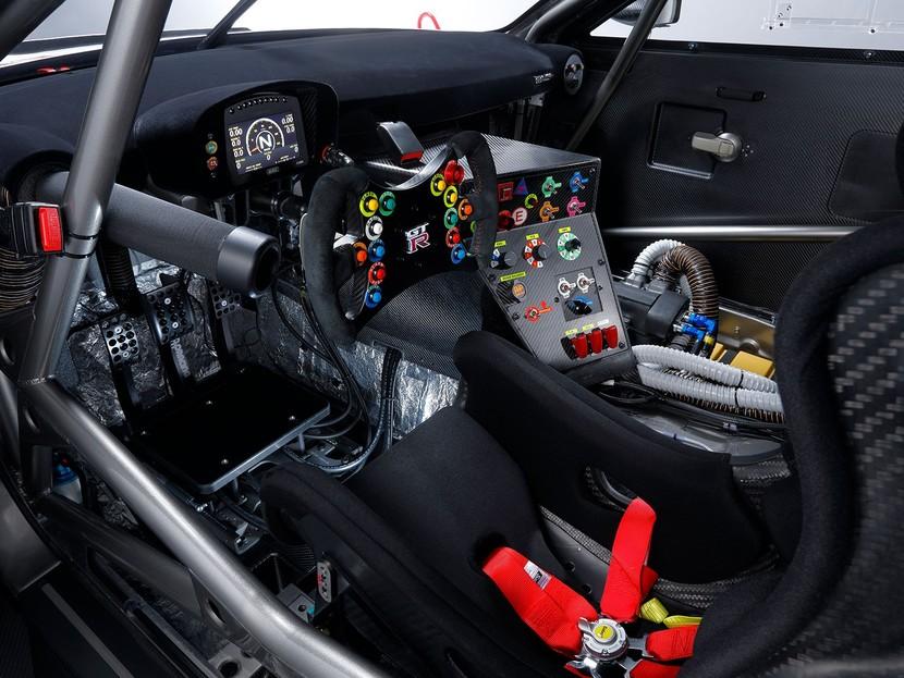 Neu Nissan Gt R Nismo Gt3 Auto Motor At