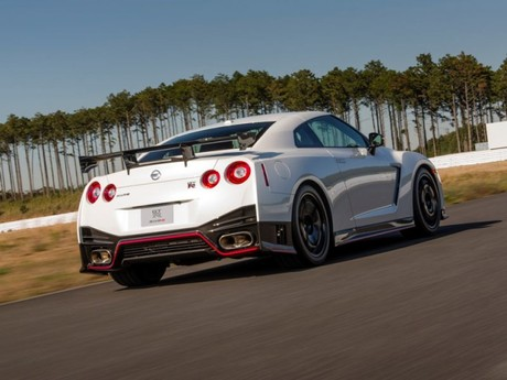 Nissan GT-R Nismo Modell 2014