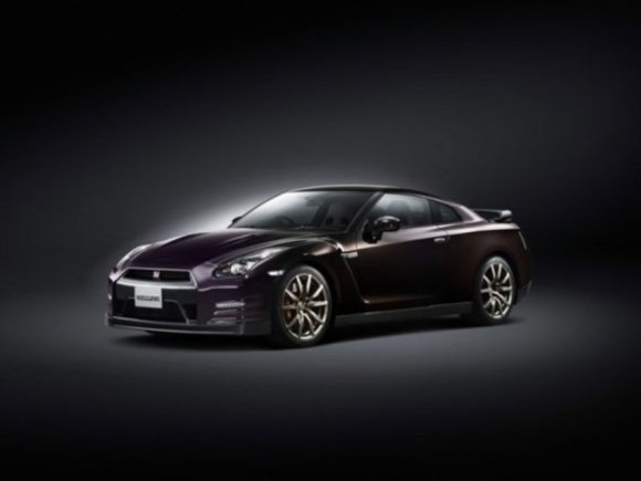 Limited Edition: Nissan GT-R in Midnight Opal