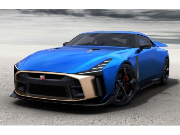 Nissan zeigt Serienversion des GT-R50 by Italdesign