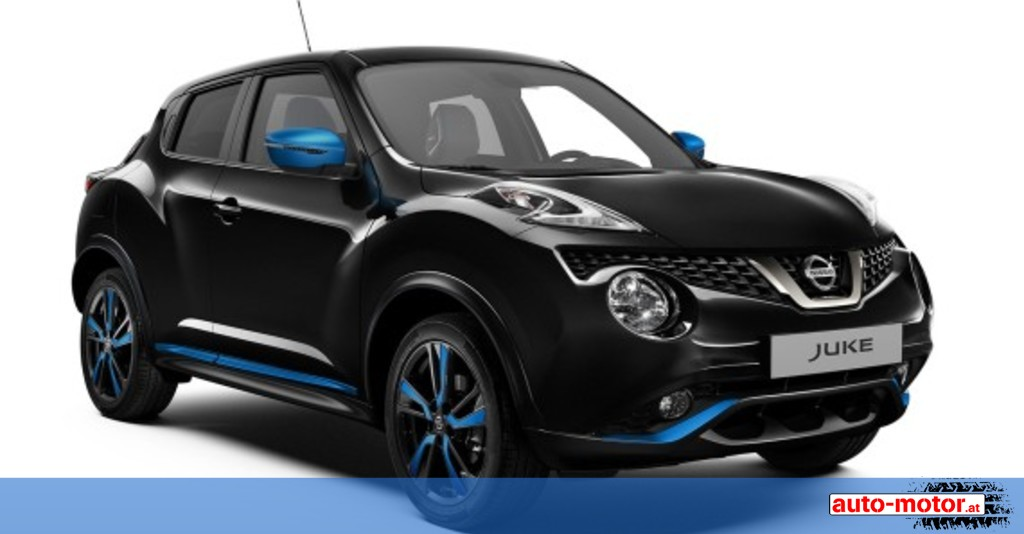 neuer nissan juke kommt im mai auto. Black Bedroom Furniture Sets. Home Design Ideas