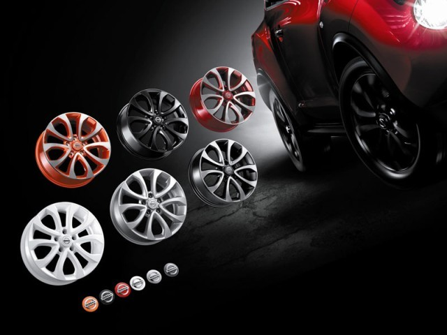 Nissan juke neuen design styling features 002
