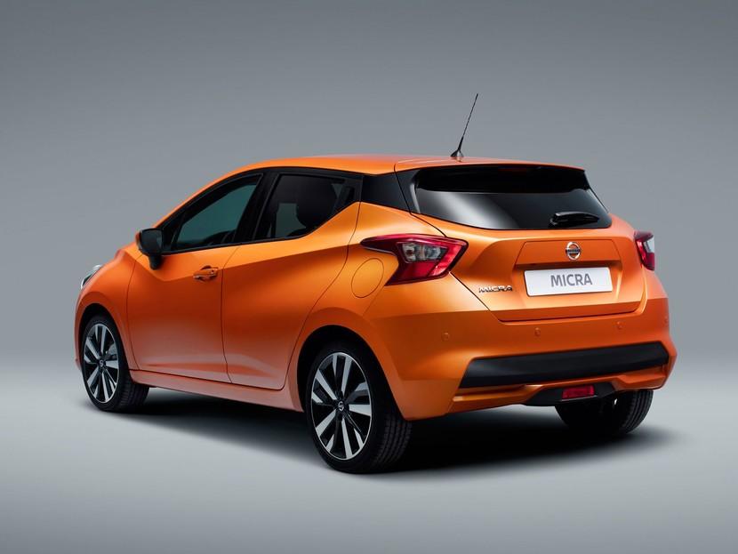 Premiere: Der neue Nissan Micra ::: auto-motor.at :::