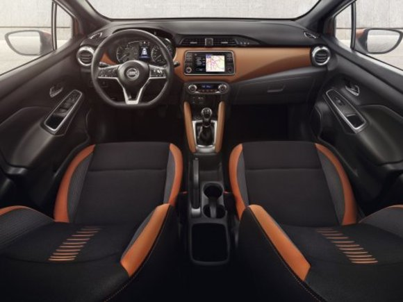 Nissan Micra Modell 2018