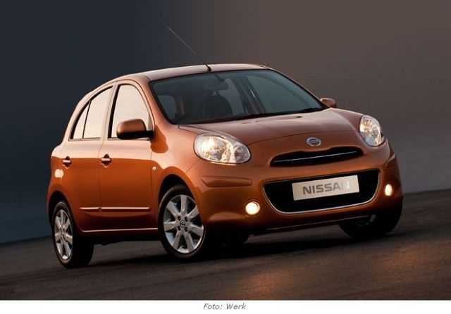 Nissan micra genf 2010