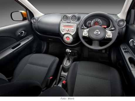 nissan micra weltpremiere in genf auto. Black Bedroom Furniture Sets. Home Design Ideas