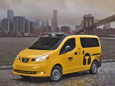 New york 2012 premiere nissan nv200 taxi 001