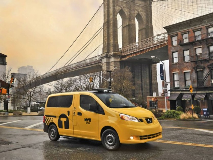 New york 2012 premiere nissan nv200 taxi 010