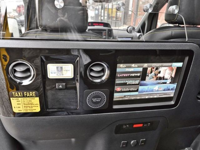 New york 2012 premiere nissan nv200 taxi 013