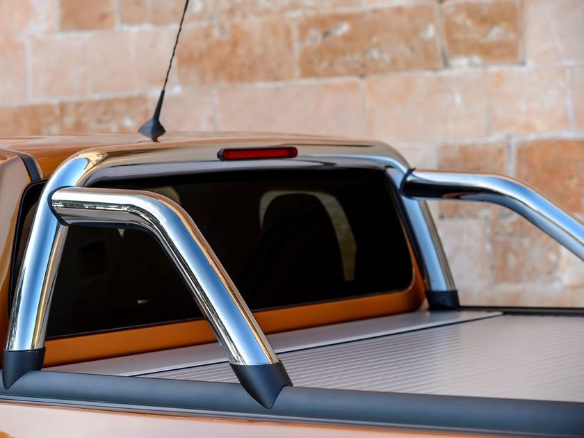 Nissan Navara mit viel neuem Zubehör ::: auto-motor.at :::