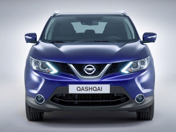 nissan qashqai mit neuer ausstattung auto. Black Bedroom Furniture Sets. Home Design Ideas