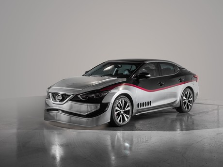 Nissan star wars concept cars 005