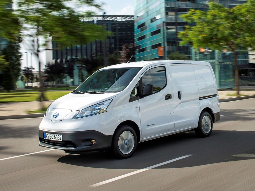 Limited edition nissan e nv200 2.zero edition 001