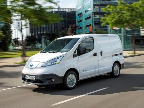 Limited Edition: Nissan e-NV200 2.ZERO Edition