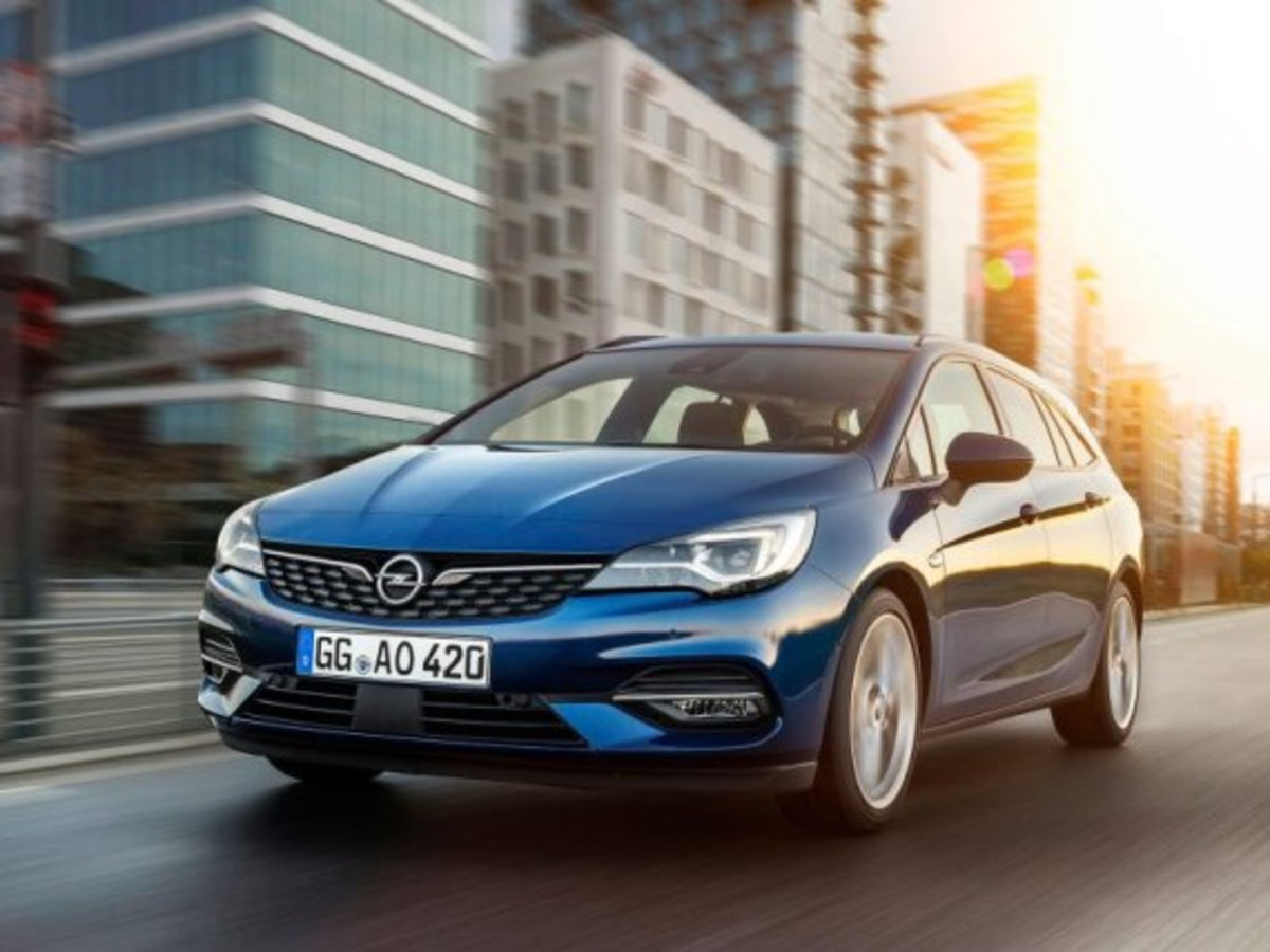 Opel Astra Sports Tourer Modell 2019