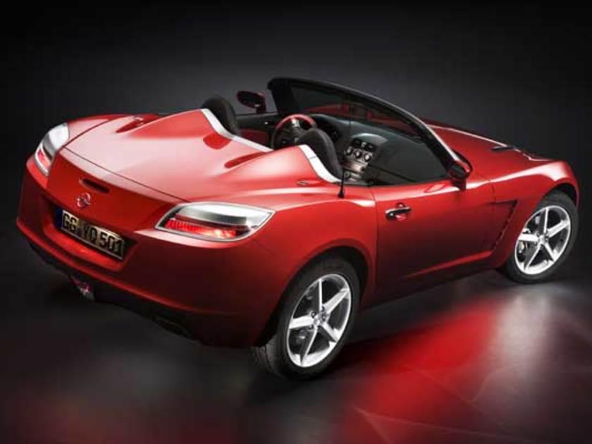 opel gt der neue starke roadster von opel auto. Black Bedroom Furniture Sets. Home Design Ideas