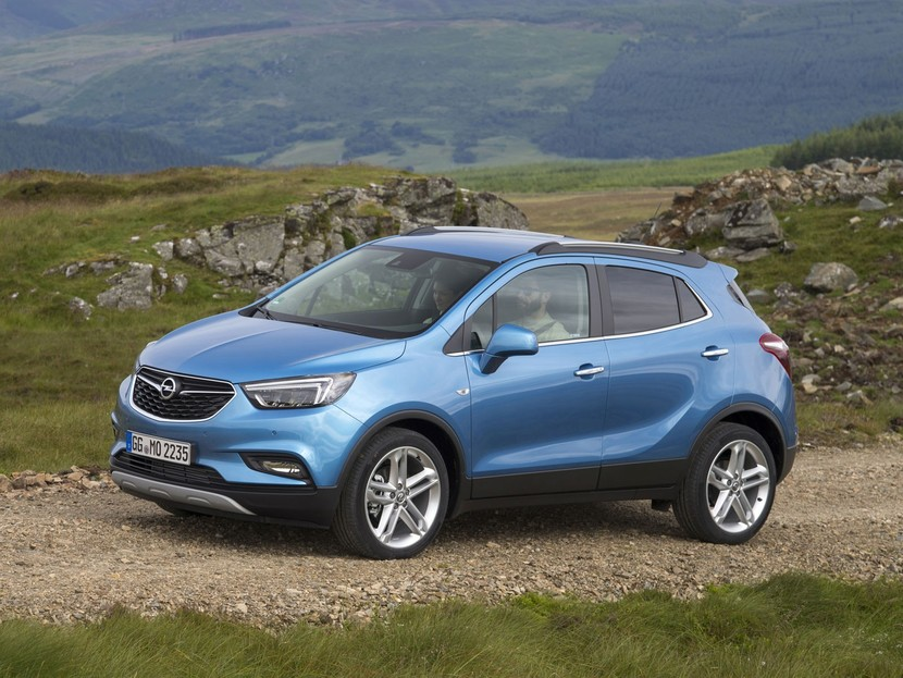 der neue opel mokka x fahrbericht auto. Black Bedroom Furniture Sets. Home Design Ideas